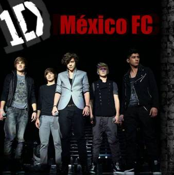 One Direction M�xico.