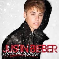 justin bieber 2011 mistletoe