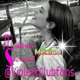 Tini Mexico./ @ViolettClubFans