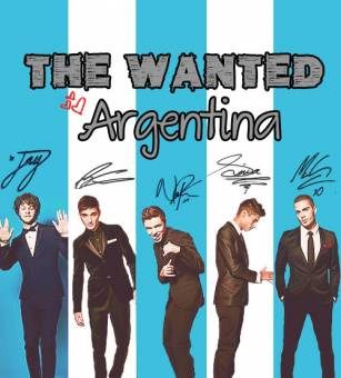 The Wanted Argentina Oficial