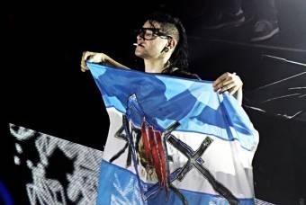 Skrillex Argentina