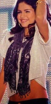 Selena Gomez Opcion 1