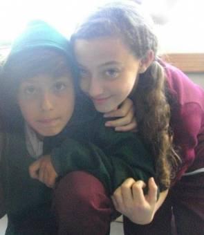 Vicky y danny!!