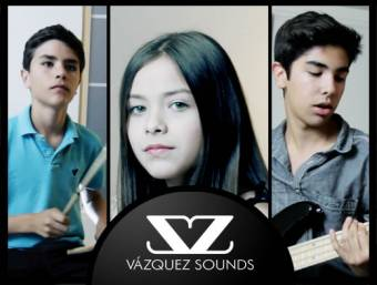The Vazquez Sounds
