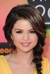 Selena Gomez Hit The Ligths