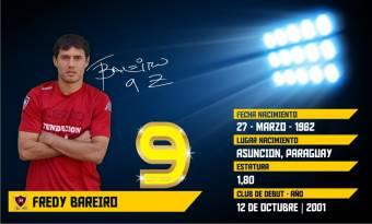 Fredy Bareiro
