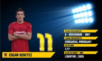 Edgar Benitez