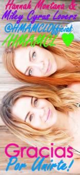 Hannah Montana & Miley Cyrus Loverz