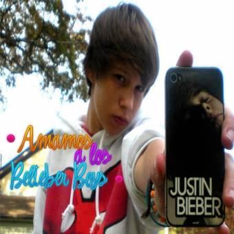 �Amamos a los Belieber Boy�