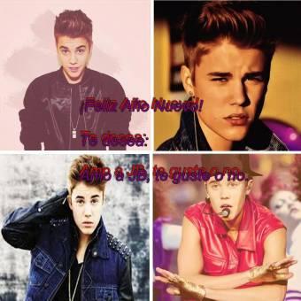 Amo a JB te guste o no