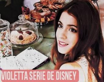 Violetta Serie de Disney Channel