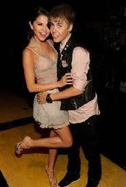 Selena Gomez y Justin Bieber!!!