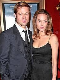 Angelina Jolie y Brad Pitt!!!!