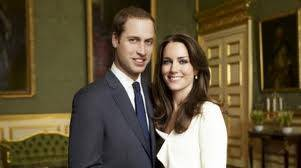 El Principe william y Kate Middleton