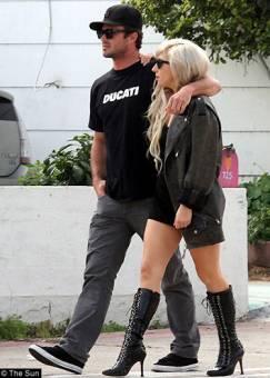 Lady Gaga y Su Novio