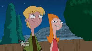 Candace y Jeremy (Phineas y Ferb)