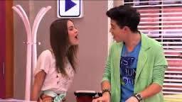 Federico y Violetta Lindos