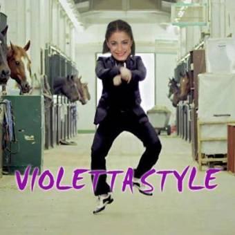 Violetta Es Una Tonta