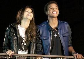 Zendaya Coleman y Trevor Jackson (pareja)