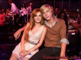 Bella Thorne y Tristan Klier (pareja)