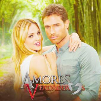 Eiza Gonzalez y Sebastian Rulli - Amores Verdaderos