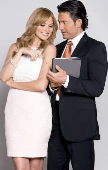 Fernando Colunga y Blanca Soto - Porque El Amor Manda
