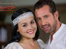 Luciana y Rodrigo