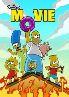 LOS SIMPSONS MOVIE