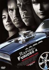 RAPIDO Y FURIOSO 4