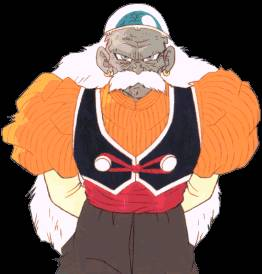 dr.gero)androide 20