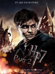 harry potter 7 parte 2