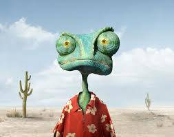 Johnny Deep(Rango)