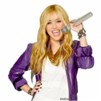 Hannah Montana-Miley Cyrus