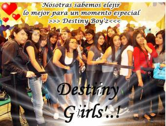 Destiny girls