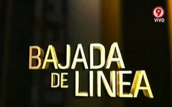 BAJADA DE LINEA