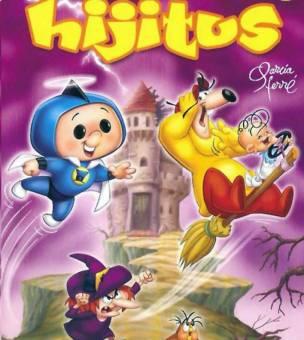 LAS AVENTURAS DE SUPER HIJITUS