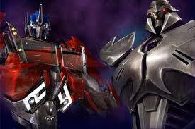 Transformars Prime