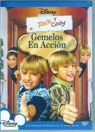Zack y Cody: Gemelos en Acción
