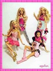 barbie Fashionista Adventures
