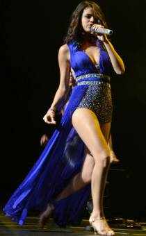 Selena Gomez & The Scene  We Own The Night Tour 2012