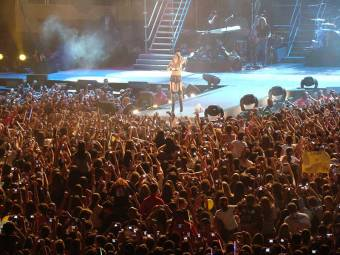 Gypsy Heart tour : Miley Cyrus