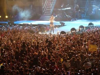 Gypsy Heart tour : Miley Cyrus