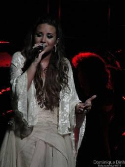 A Special Night : Demi Lovato