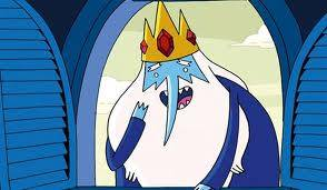 el rey helado - de hora de aventura