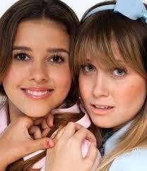 Paulina Goto y Natashas