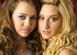 miley y ashley