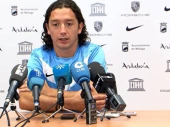 Manuel Iturra - Malaga