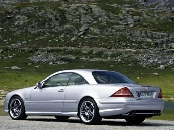 Mercedes Benz CL65  $ 104.222