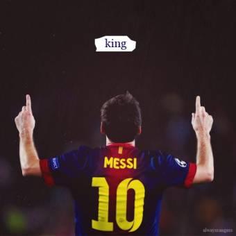 Messi El dios del Futbol
