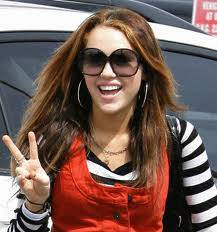 """Miley  """"Smilers!"""